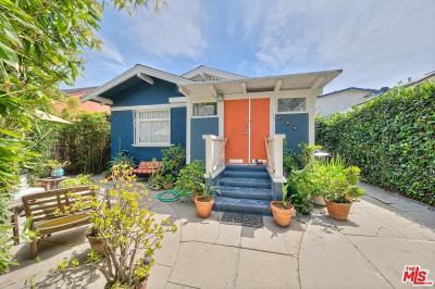 Venice Single Family Home For Sale: 338 Vernon Avenue