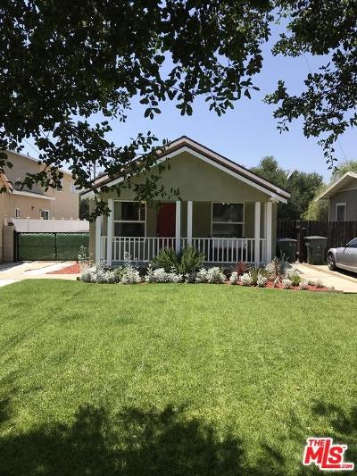 Pasadena Single Family Home For Sale: 1691 Navarro Avenue