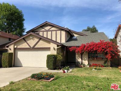 Northridge Single Family Home For Sale: 17961 Raymer Street