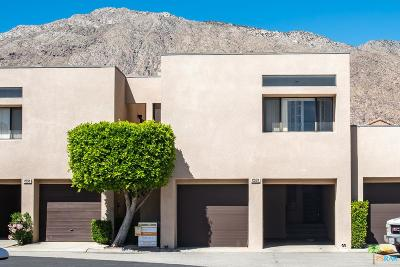 Palm Springs Condo/Townhouse For Sale: 403 Village Square West