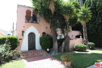 Beverly Hills Rental For Rent: 137 South Rexford Drive #1/4