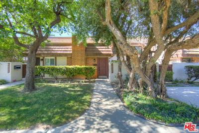 Chatsworth Condo/Townhouse For Sale: 10324 Larwin Avenue