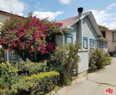 Los Angeles County Residential Income For Sale: 1154 North Ogden Drive