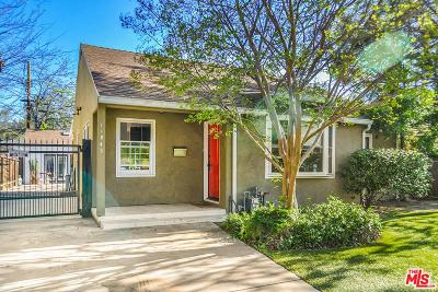 Valley Village Single Family Home For Sale: 11942 Collins Street