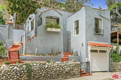 Los Angeles Single Family Home For Sale: 475 Museum Drive