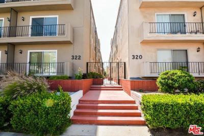 Inglewood Condo/Townhouse For Sale: 322 East Spruce Avenue #E