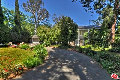 Encino Single Family Home For Sale: 5138 Louise Avenue