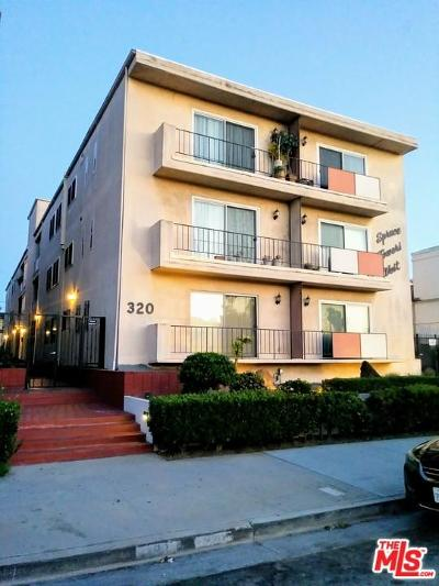 Inglewood Condo/Townhouse For Sale: 320 East Spruce Avenue #D