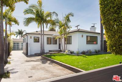 Single Family Home For Sale: 4021 Lyceum Avenue