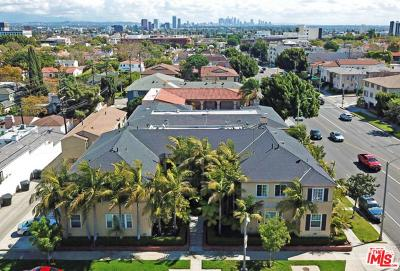 Beverly Hills Residential Income For Sale: 9595 West Olympic