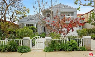 Santa Monica Single Family Home For Sale: 422 21st Street