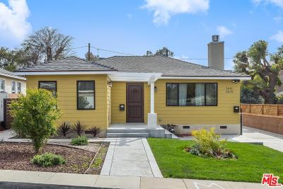 Los Angeles County Residential Income For Sale: 5041 Purdue Avenue