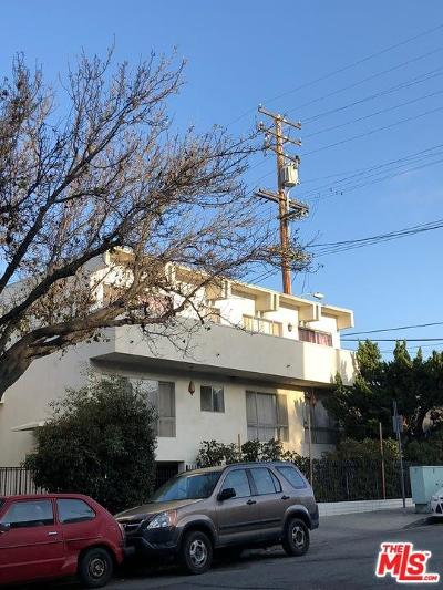 West Hollywood Residential Income For Sale: 1051 North Gardner Street