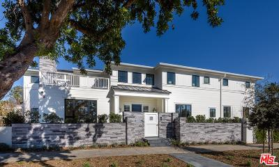 Santa Monica Single Family Home For Sale: 802 San Vicente Boulevard