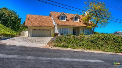 Encino Single Family Home For Sale: 3513 Alginet Drive