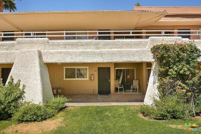 Palm Springs Condo/Townhouse For Sale: 2857 North Los Felices Road #102