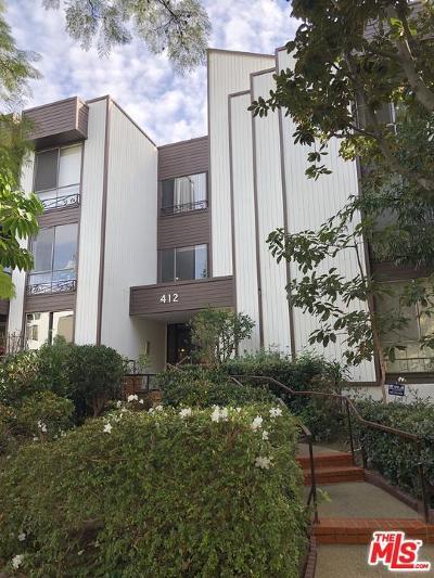 Beverly Hills Rental For Rent: 412 North Oakhurst Drive #102