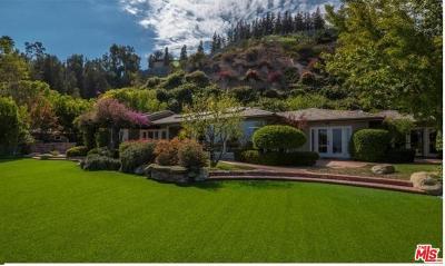 Beverly Hills Rental For Rent: 1450 Bella Drive