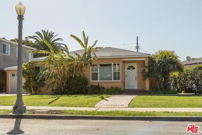 Single Family Home For Sale: 12544 Barbara Avenue