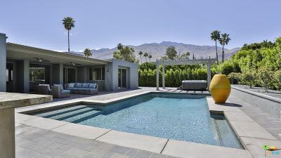 Palm Springs CA Single Family Home For Sale: $2,000,000