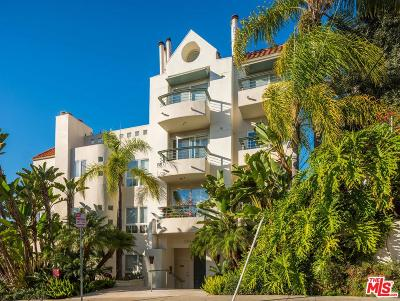 Pacific Palisades Condo/Townhouse For Sale: 15425 Antioch Street #205