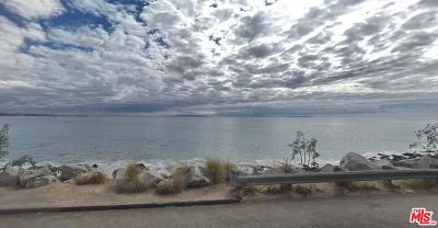 Malibu Residential Lots & Land For Sale: Pacific Coast Hwy