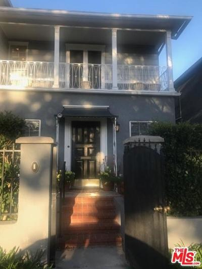 Beverly Hills Rental For Rent: 406 South Roxbury Drive