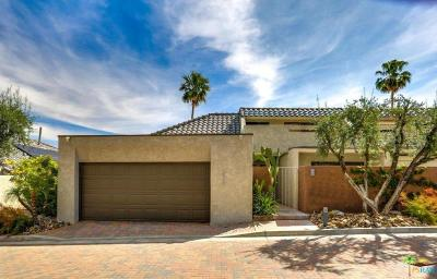 Palm Springs Single Family Home For Sale: 2530 West La Condesa Drive