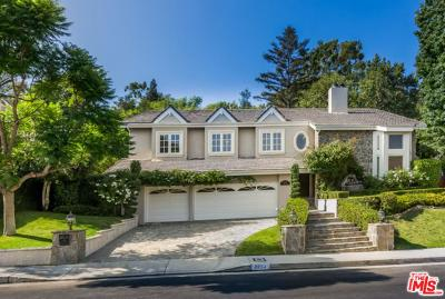 Beverly Hills Rental For Rent: 3092 Hutton Drive