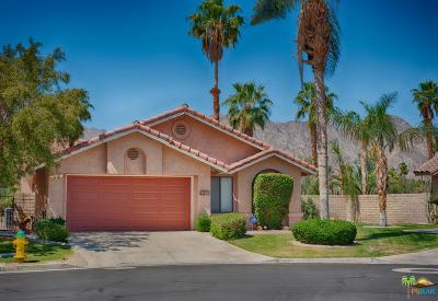La Quinta Single Family Home For Sale: 78505 Via Melodia