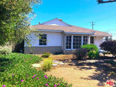 Single Family Home For Sale: 7550 Dunbarton Avenue