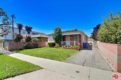 Single Family Home Sold: 12333 Marshall Street