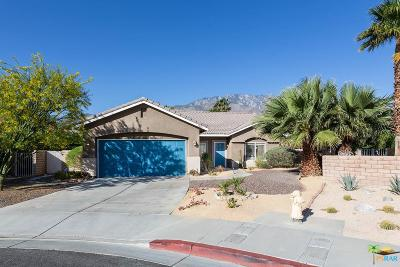 Palm Springs Single Family Home For Sale: 1535 Sabita Way