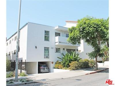 West Hollywood Rental For Rent: 729 Huntley Drive #4