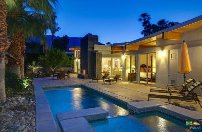 Palm Springs Single Family Home For Sale: 1701 Royal Palm Court