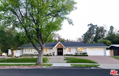 Los Angeles County Single Family Home For Sale: 22200 Tiara Street