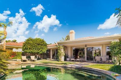 La Quinta Single Family Home For Sale: 57461 Spanish Hills Lane