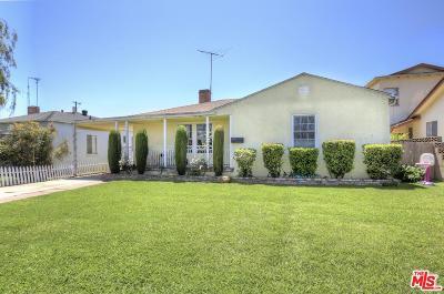 Single Family Home For Sale: 4335 Purdue Avenue