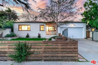 Valley Village Single Family Home For Sale: 11563 Otsego Street