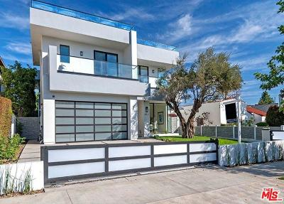 Los Angeles County Rental For Rent: 852 North Vista Street