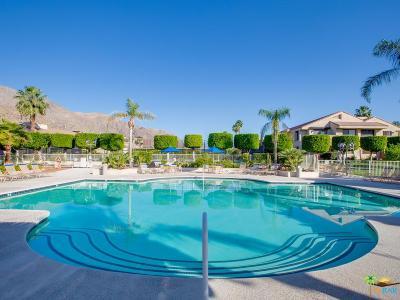 Palm Springs Condo/Townhouse For Sale: 222 North Calle El Segundo #546