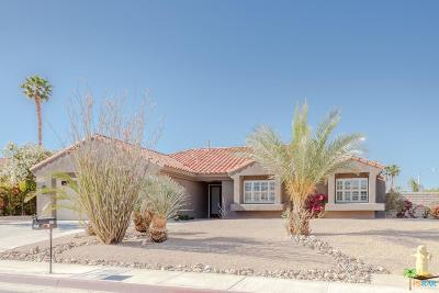 Palm Springs CA Single Family Home For Sale: $549,000
