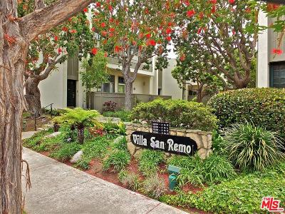 Marina Del Rey Condo/Townhouse Sold: 13236 Fiji Way #B