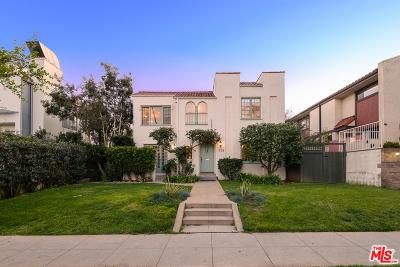 Santa Monica Single Family Home For Sale: 930 Lincoln