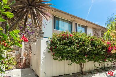 Culver City Condo/Townhouse Sold: 5215 South Sepulveda Boulevard #8E