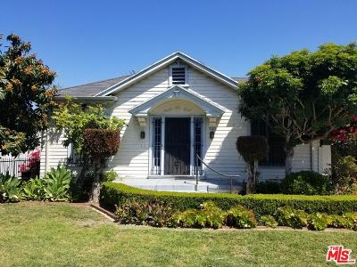 Single Family Home For Sale: 930 South 3rd Avenue