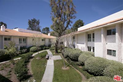 Calabasas Condo/Townhouse For Sale: 4728 Park Granada #232