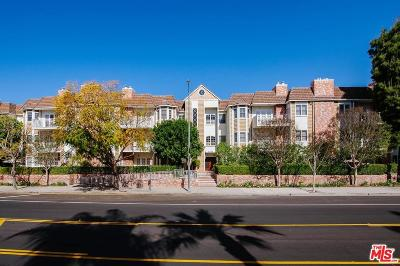 Toluca Lake Condo/Townhouse For Sale: 4401 Moorpark Way #105