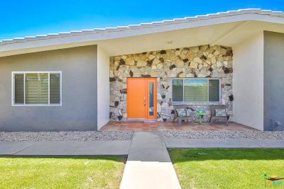 Palm Springs Single Family Home For Sale: 1175 East San Lucas Road
