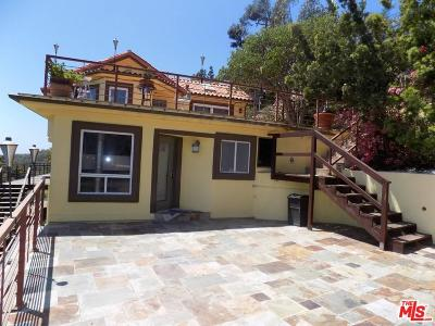 Malibu CA Single Family Home For Sale: $2,399,000
